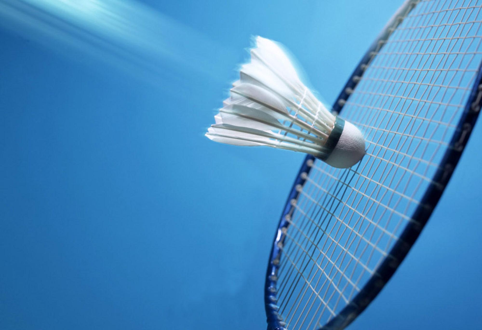 USC Badminton